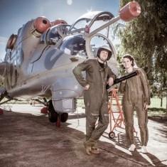 Pilóta és operátor - egy gépben egy életre