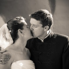 Hitvesi csók - harci technika