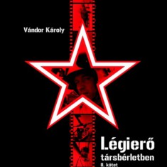 """Cover page of the second volume of the book Légierő társbérletben (=Airforce in co-rental, 2010, VPP Publishing)"