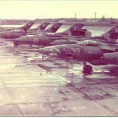 Yak-28R/U of the Kunmadaras-based reconnaissance regiment in 1985.
